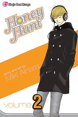Manga Review: Honey Hunt Volume 2