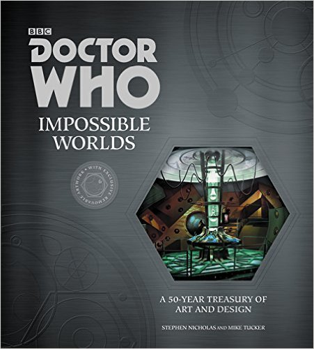 TDP 521: Doctor Who: Impossible Worlds - Book