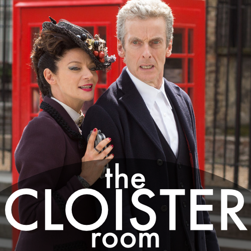 The Cloister Room 107 - A Snake and then Eric Roberts