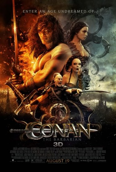 Greatest Movie Ever: Conan the Barbarian!