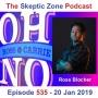 Artwork for The Skeptic Zone #535 - 20.January.2019
