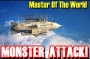 Artwork for Master Of The World   Monster Attack! Ep.205