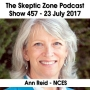 Artwork for The Skeptic Zone #457 - 23.July.2017
