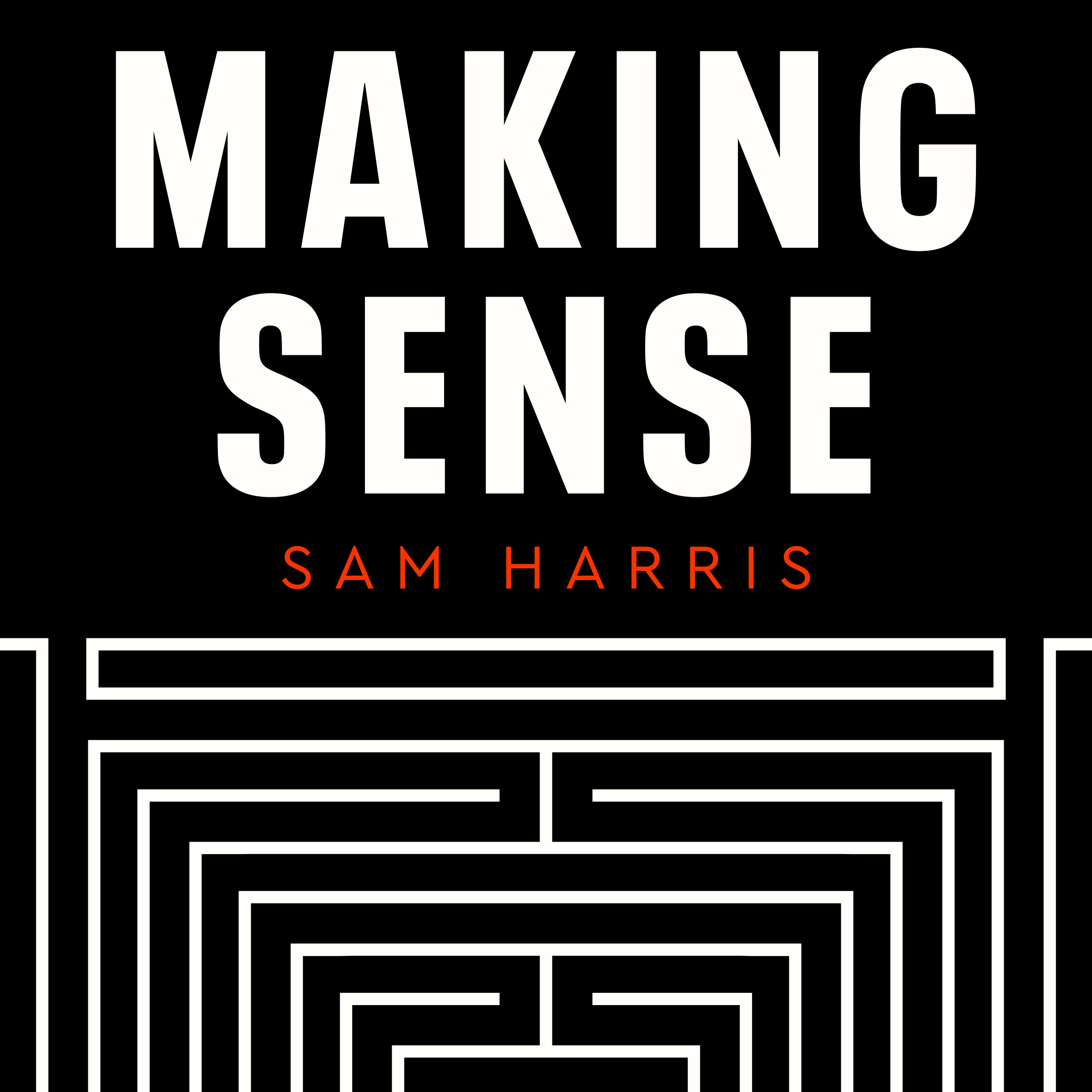 Making Sense with Sam Harris:Sam Harris