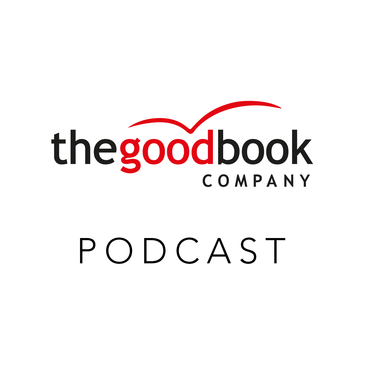 The Good Book Company Podcast show art