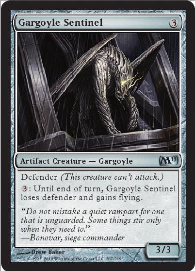 Gargoyle Sentinel by Brian