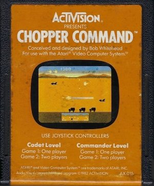 EPISODE 56: CHOPPER COMMAND