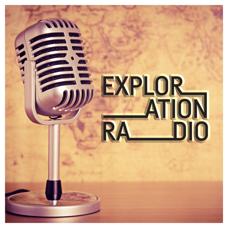 Exploration Radio show art