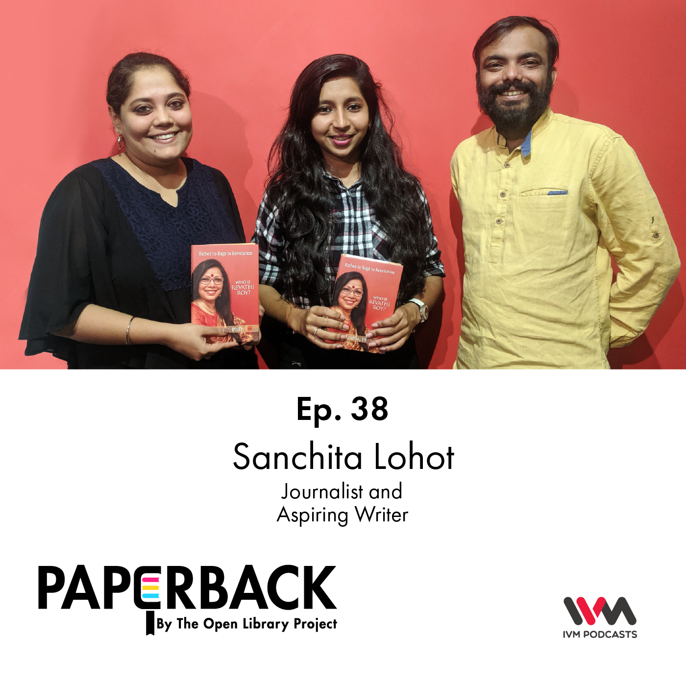 Ep. 38: Sanchita Lohot