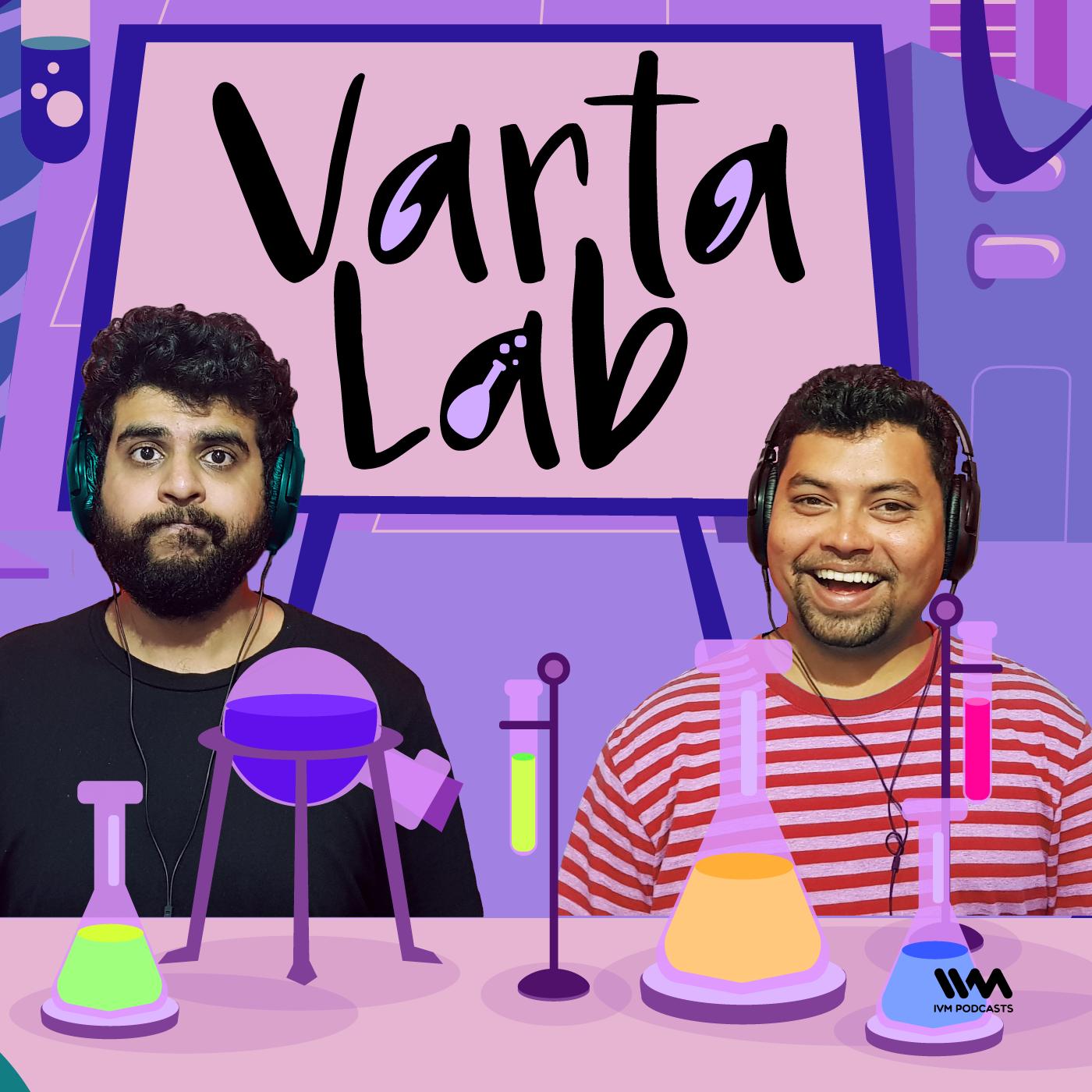 Varta Lab show art
