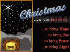 Christmas Conspiracy - Bring Joy!