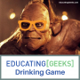 Artwork for E[G] Drinking Game S3 E12 - Mortal Kombat