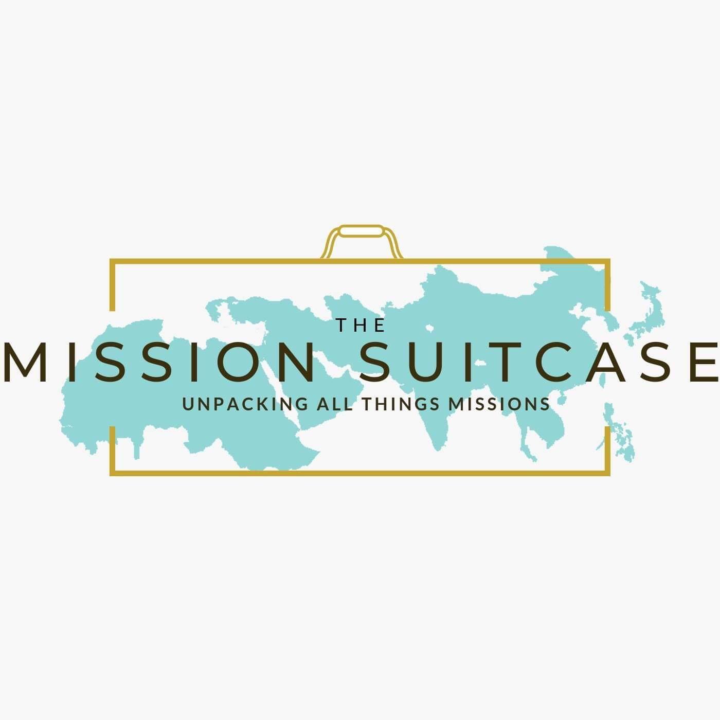 The Mission Suitcase show art