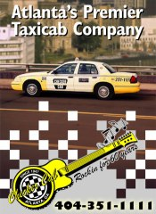 Atlanta Business Radio Interviews Rick Hewatt President of Atlanta Checker Cab Company