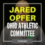 Artwork for Jared Opfer, Ohio Athletic Committee Director