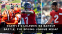 Artwork for #24 – Seattle Seahawks QB Backup Battle, The Spring League Recap