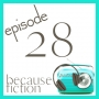 Artwork for Episode 28: What Makes Fiction Christian and Is That Good?