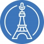 Artwork for Paris expat for 50 years