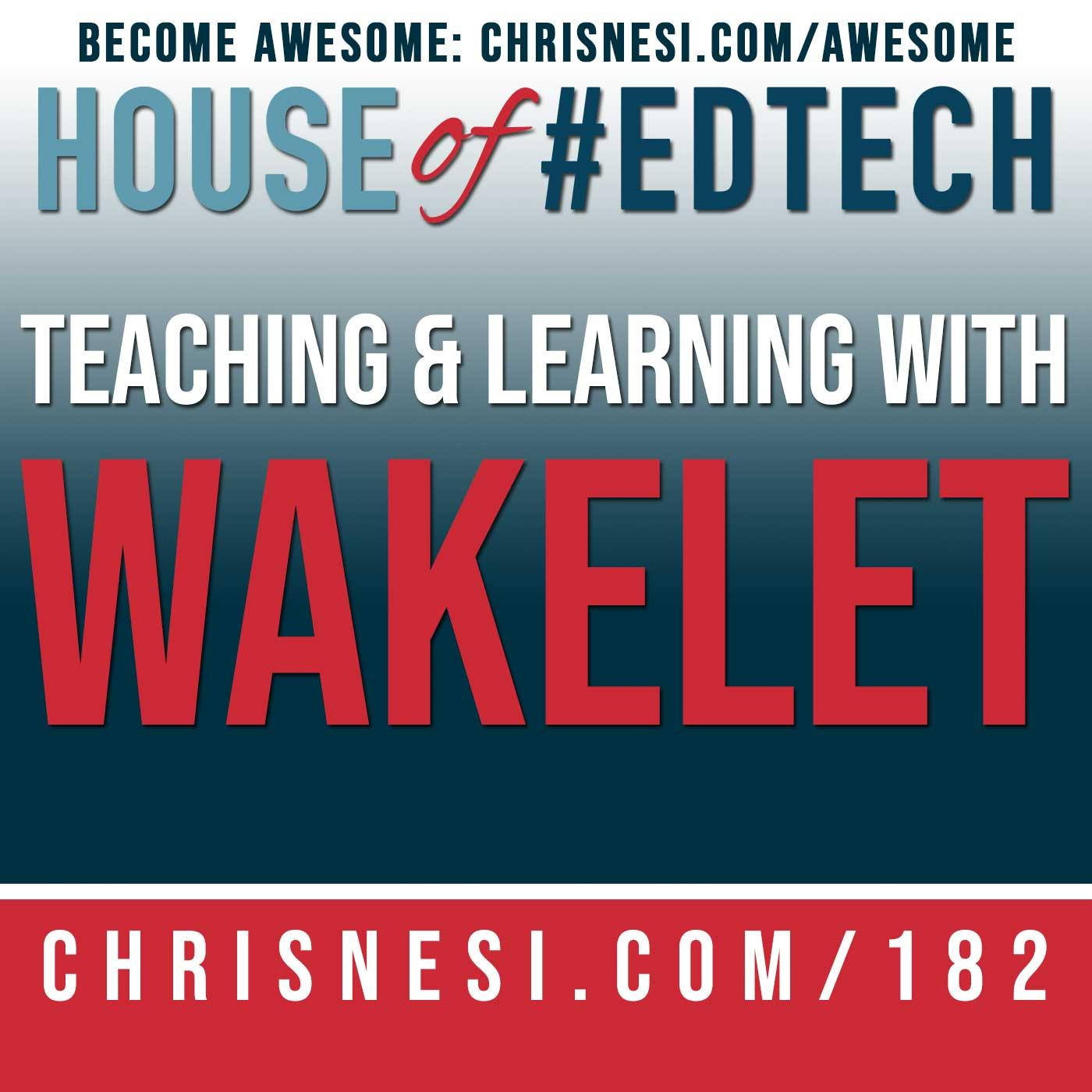Teaching and Learning with Wakelet