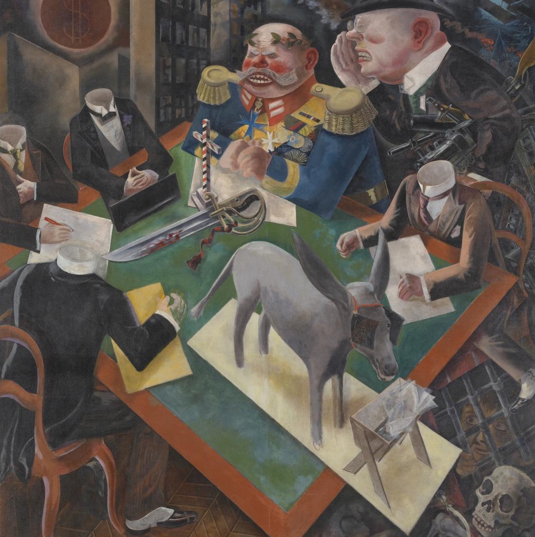 On Art in Weimar Germany
