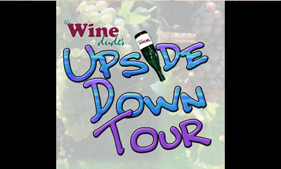 Upside Down Tour - Audio