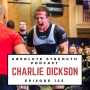 Artwork for Ep 125: 83kg USAPL/IPF Powerlifter Charlie Dickson