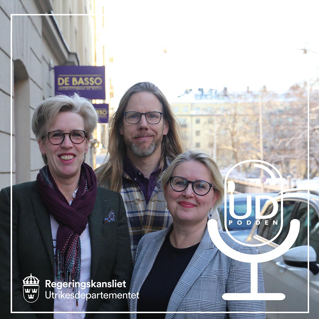 #25 Sveriges roll för nedrustning och icke-spridning