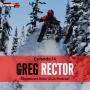 Artwork for #14 - Greg Rector talks deep topics of snowmobiling and sponsorship