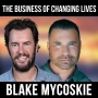 Artwork for The Business of Changing Lives - w/ Blake Mycoskie