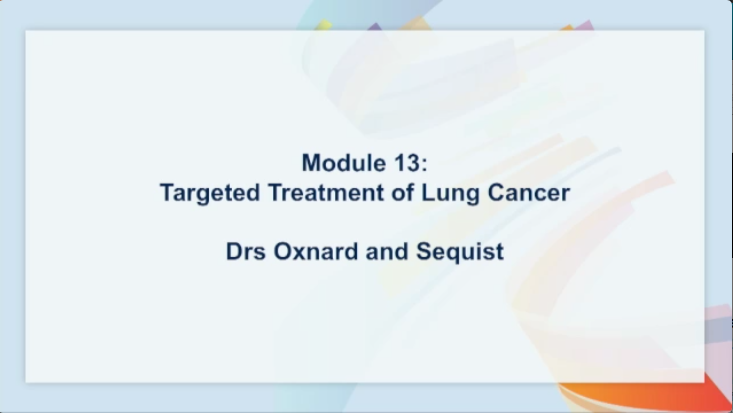 Artwork for Multitumor   Targeted Treatment of Lung Cancer