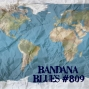 Artwork for Bandana Blues #809 - BLUE