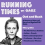 Artwork for Out And Back: A Runner's Story Of Survival Against All Odds With Hillary Allen