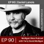 Artwork for Episode 90 | Daniel Lanois Interview