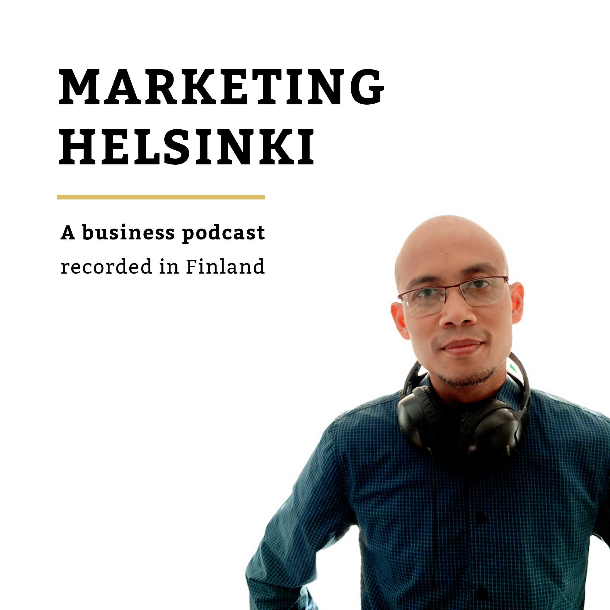 Marketing Helsinki show art
