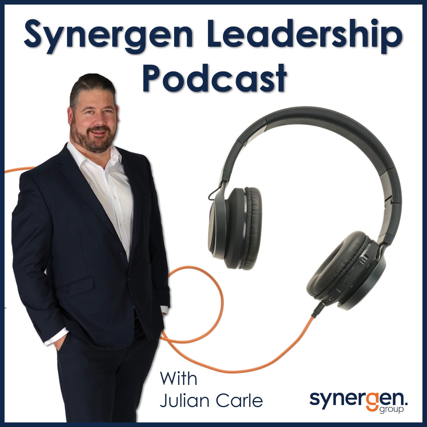 Synergen Leadership Podcast show art