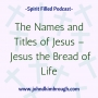 Artwork for The Names and Titles of Jesus – Jesus the Bread of Life Episode 97