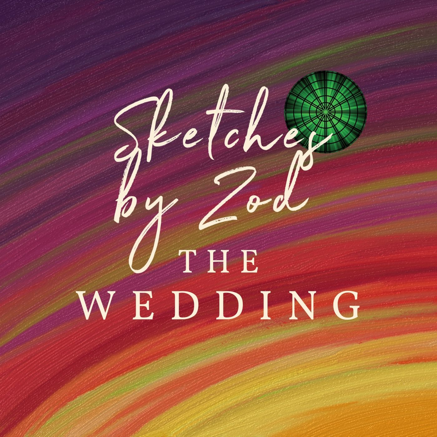 Sketches by Zod: The Wedding show art