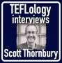 Artwork for TEFL Interviews 12: Scott Thornbury on the ELT Industry