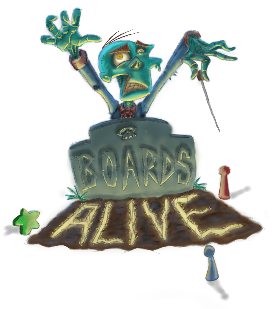 Boards Alive Podcast logo