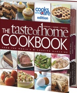 Catherine Cassidy's New Taste of Home Cooks Who Care Cookbook