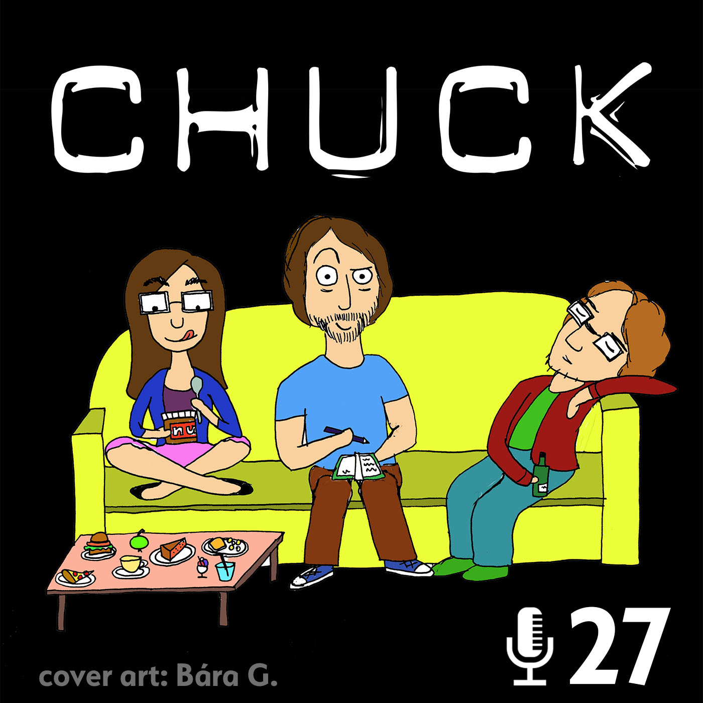 Epizoda 27 - Chuck