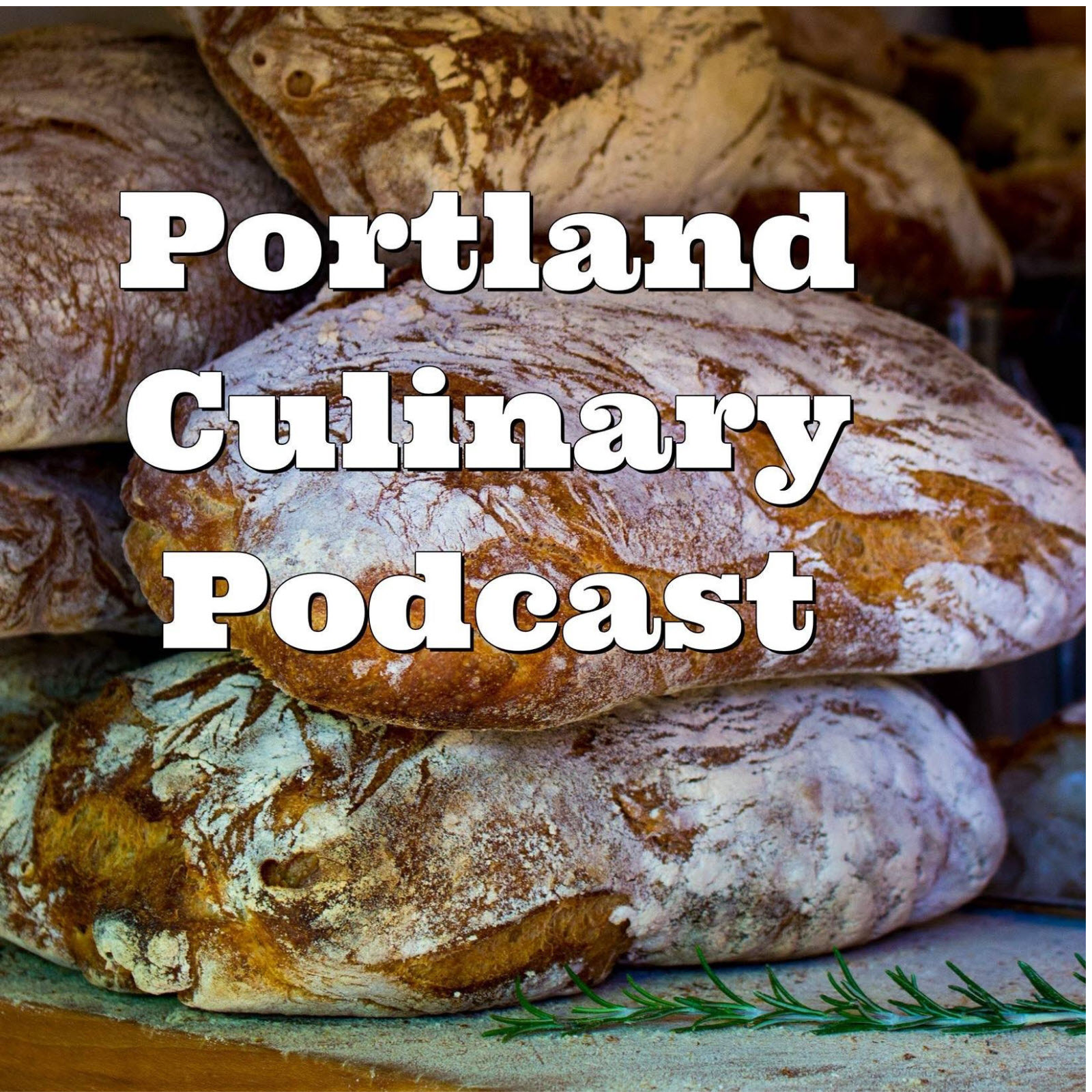 The Portland Culinary Podcast show art