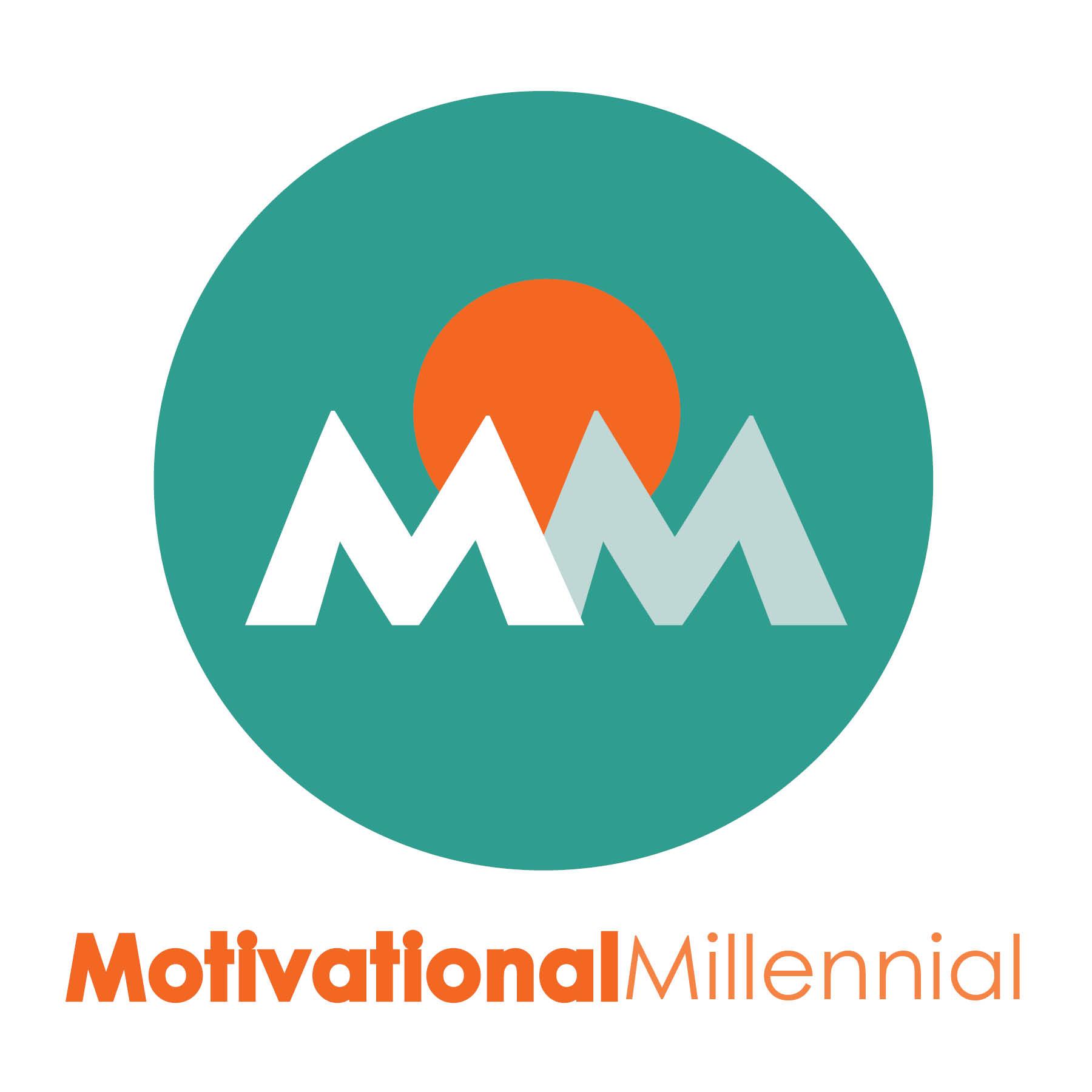 Motivational Millennial | Passion | Dreams | Overcome Challenges | Purpose | Fulfillment | Motivation show art
