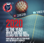 Artwork for 2020 Is the Year Where America Will CLEARLY SEE the Truth About Medical and Election Fraud and the POWER of PROPHECY