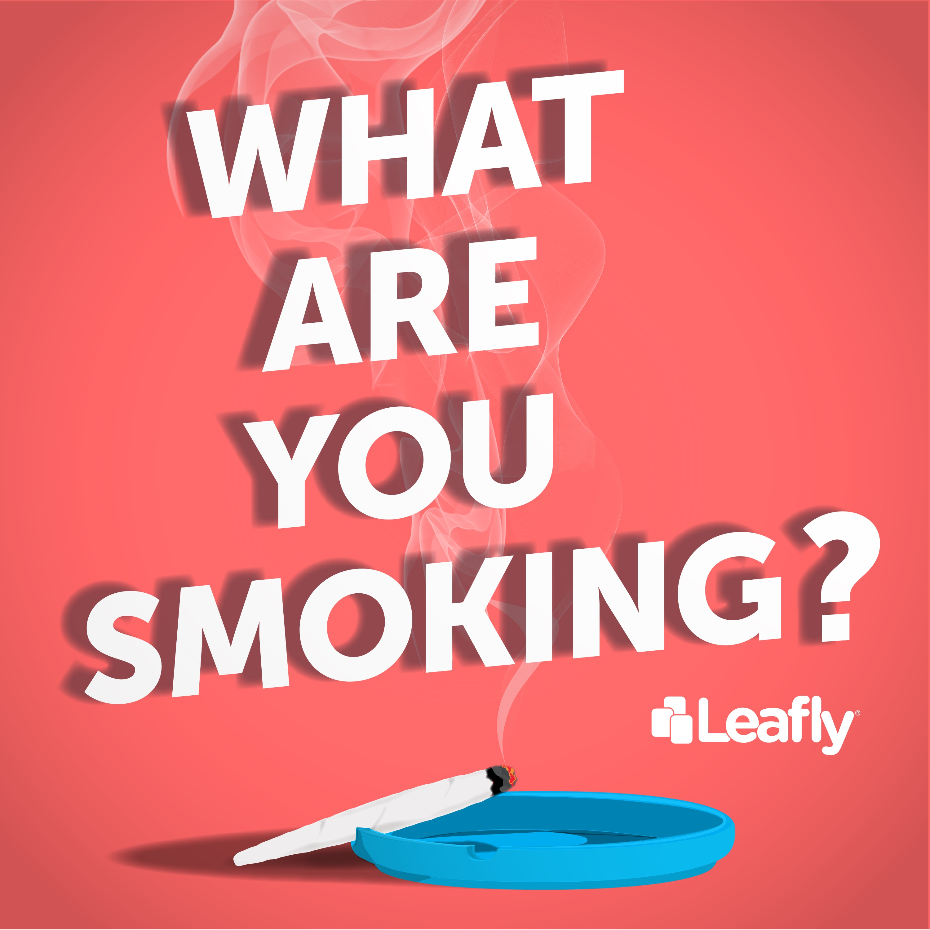 Artwork for What Are You Smoking Episode 74: Cannabis Etiquette with Lizzie Post