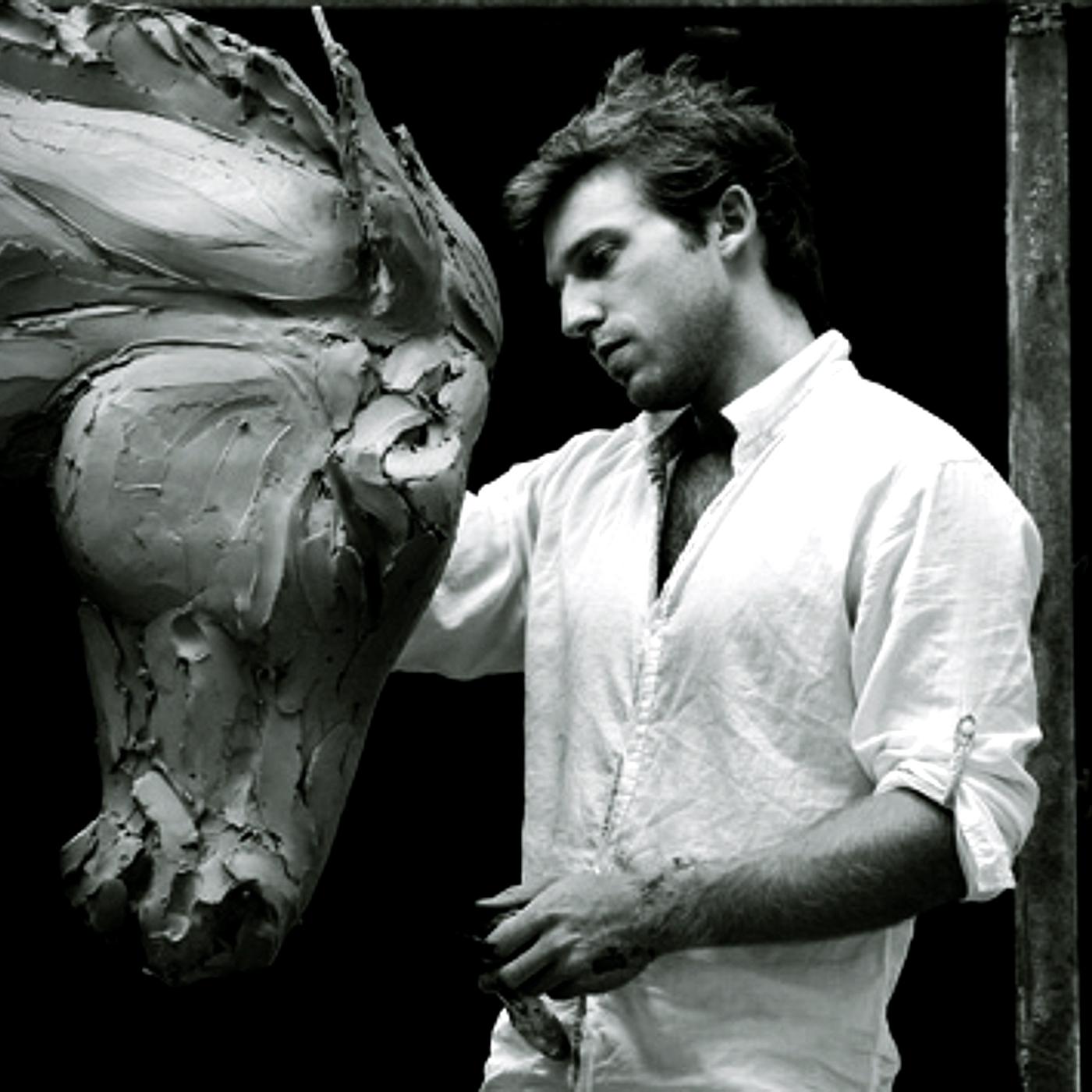 Episode 29 - Charlie Langton, Equestrian Sculptor