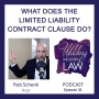 Artwork for What does the limited liability contract clause do?