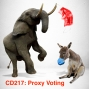 Artwork for CD217: Proxy Voting