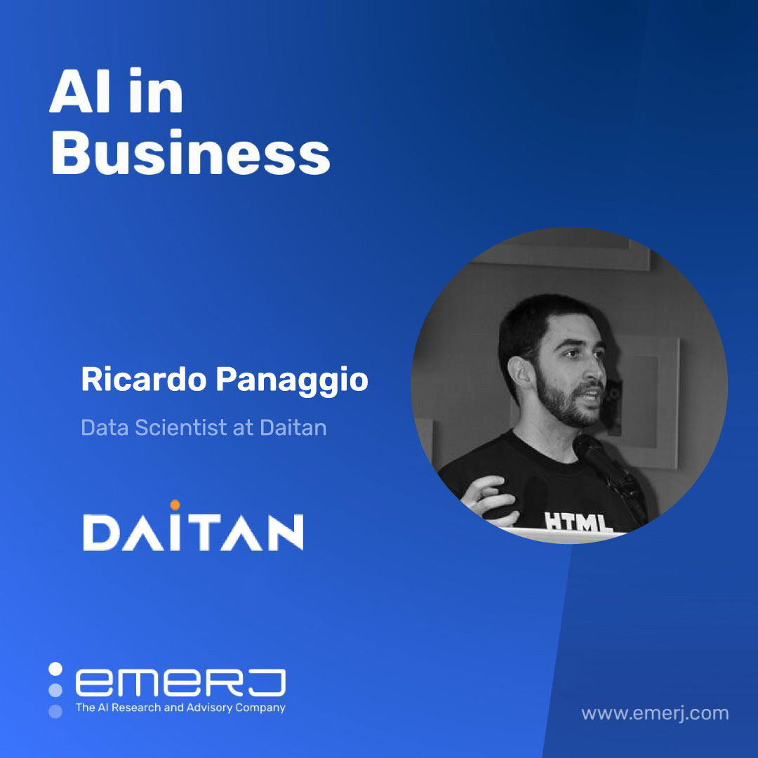 How to Make Enterprise AI Projects More Predictable - with Ricardo Panaggio of Daitan