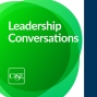 Artwork for Episode 2: Leadership Conversations - A Conversation with Amy Carrier